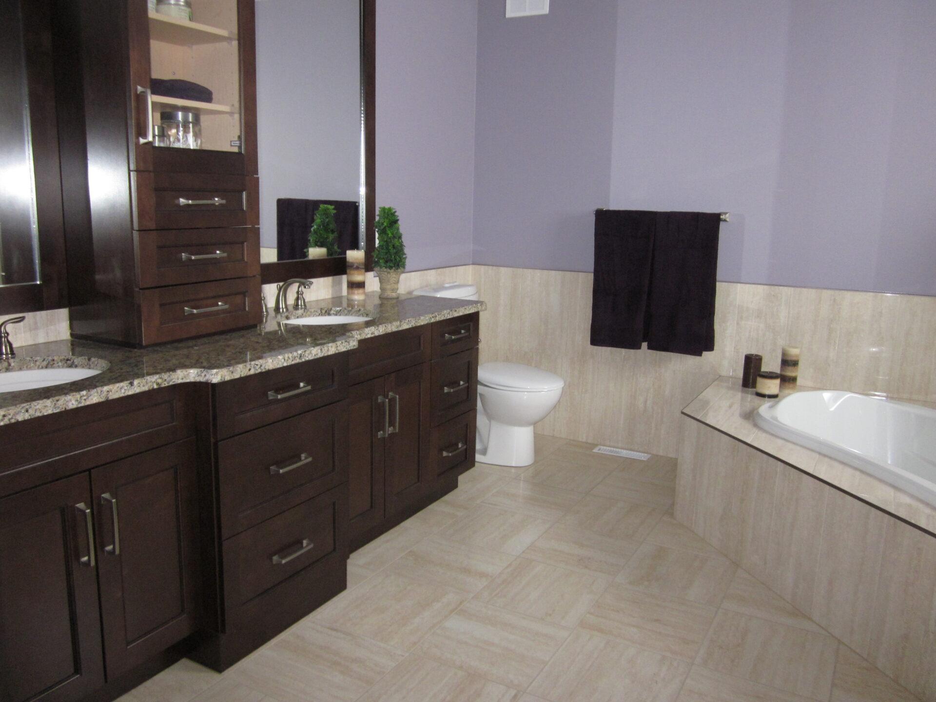 Fairfield Park Ensuite Bathroom