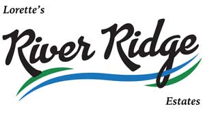 Lorette River Ridge Estates logo